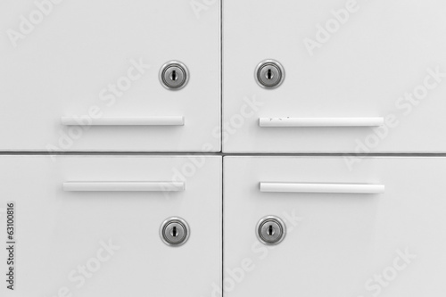 Bookshelf for documents © maya1313