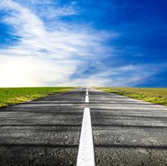 strada per le vacanze