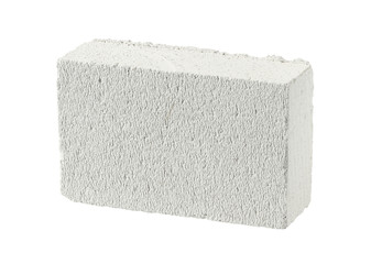 Autoclaved aerated concrete block (foamed lightweight concrete)