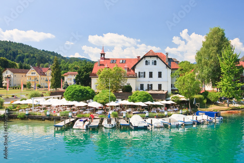 Resort Reifnitz . Lake Worth. Carinthia, Austria