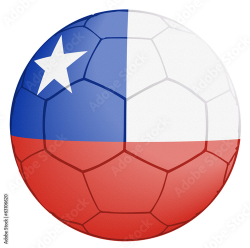Chile Soccer Ball World Cup