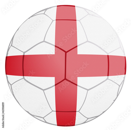 England Soccer Ball World Cup