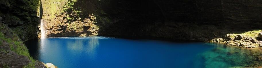 panorama cascade du chaudron