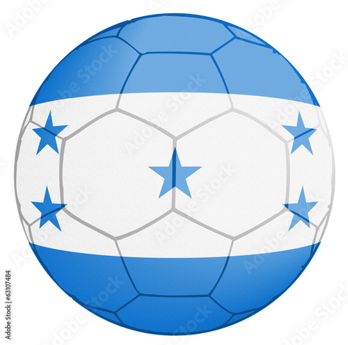 Honduras Soccer Ball World Cup