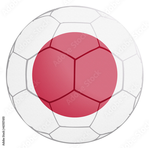 Japan Soccer Ball World Cup