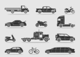 Set of transport