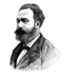 Man : Portrait  - bearded - end  19th century
