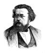 Man : Portrait - a1 - end 19th century