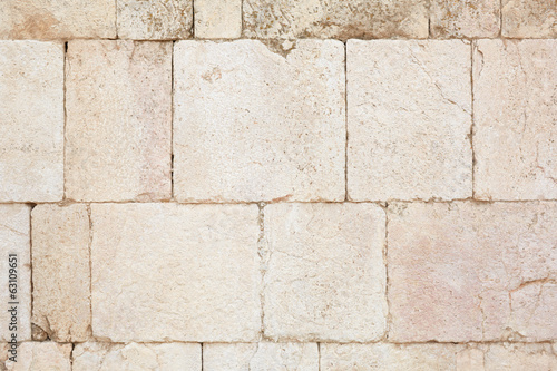 Abstract background of ancient wall