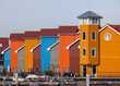 European Style Urban Buildings