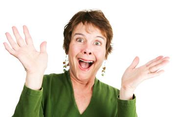 Mature Woman - Ecstatic