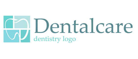 Dental care logo
