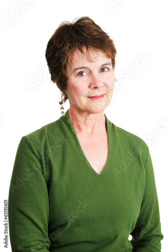 Mature Irish Woman