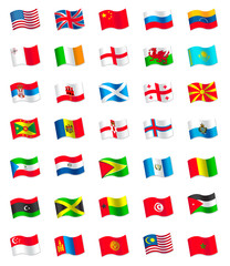 Flags of the world 3