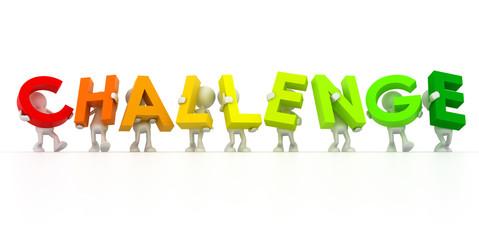 challenge team