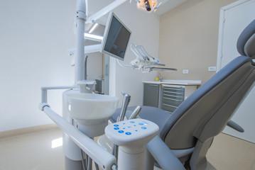 Studio dentistico, Sala Operatoria con strumenti medici