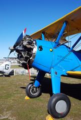 Boeing stearman kaydet FNM aircraft