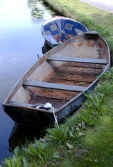 Dutch rowboat