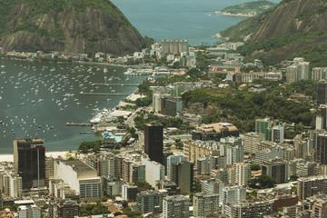 Cityscape over Rio Di Janiero