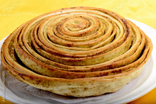 Plexiglas Xian Chinese Food: Toasted Twisted Roll