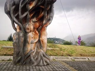 Ciudad de Quito - Panecillo