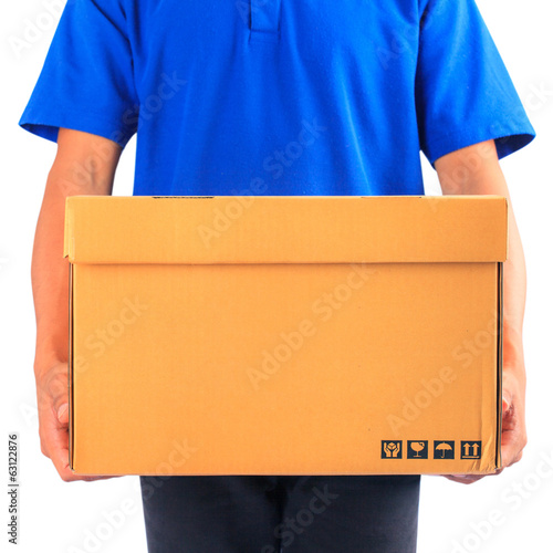 Delivery man - 63122876