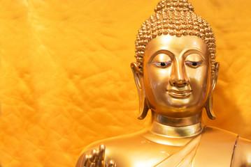 Generic zen buddha statue .
