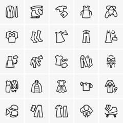 Set of Clothes kits