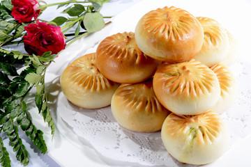 Chinese Food: Toasted Dumplings
