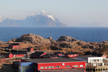 Lofoten's fish factory