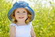 happy summer toddler
