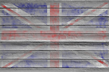 Union flag background texture