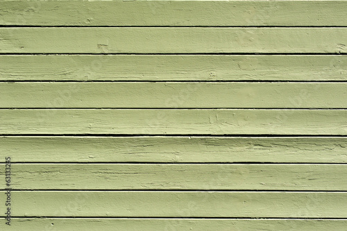 Background green wooden texture