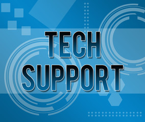 Tech Support Business Background