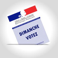Dimanche Votez !