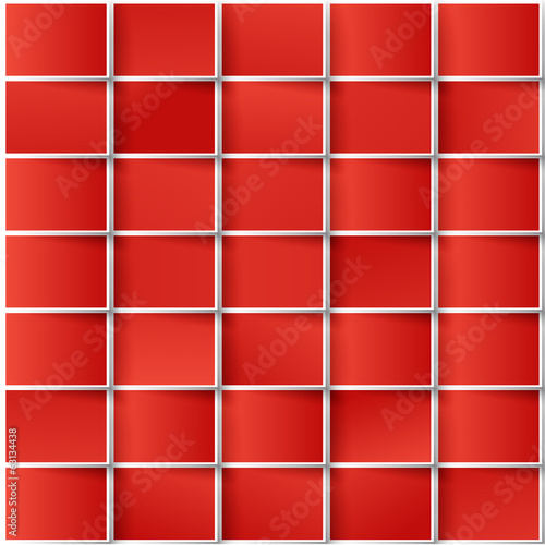 Vector color squares. Abstract background
