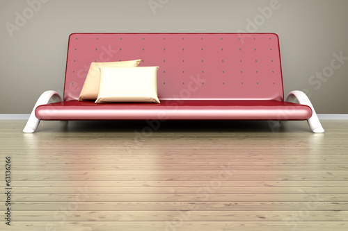 canvas print picture Sofa