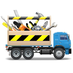 Vector Toolbox and Truck