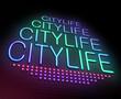 City life concept.
