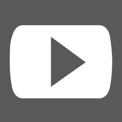Modern Youtube Icon
