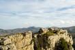 Sardegna, cima del monte di San Giovanni, Orgosolo