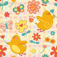 Repeat Spring Pattern