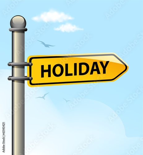 holiday direction