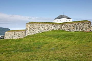 Festung Kristiansten in Trondheim