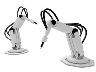 autonome Industrieroboter