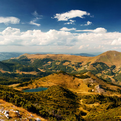 Ursculovacko lake, Bjelasica mountains, Montenegro