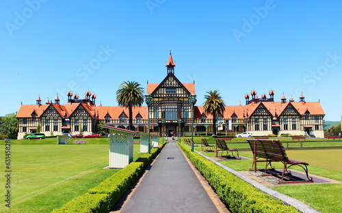 Rotorua Museum of Art and History