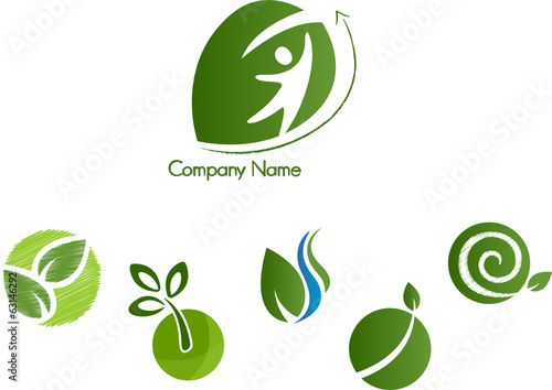 Eco Icon Set 02