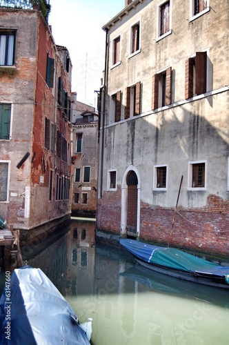Venice - away from the city center