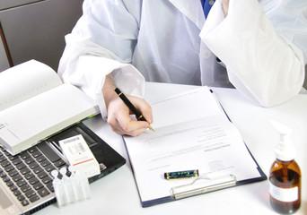 Diagnostiquer une maladie